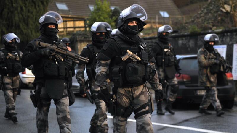 Unitatile speciale franceze