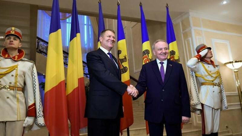 Nicolae Timofti: Securitatea Republicii Moldova e in pericol; ar fi trebuit sa ne apropiem mai mult de NATO