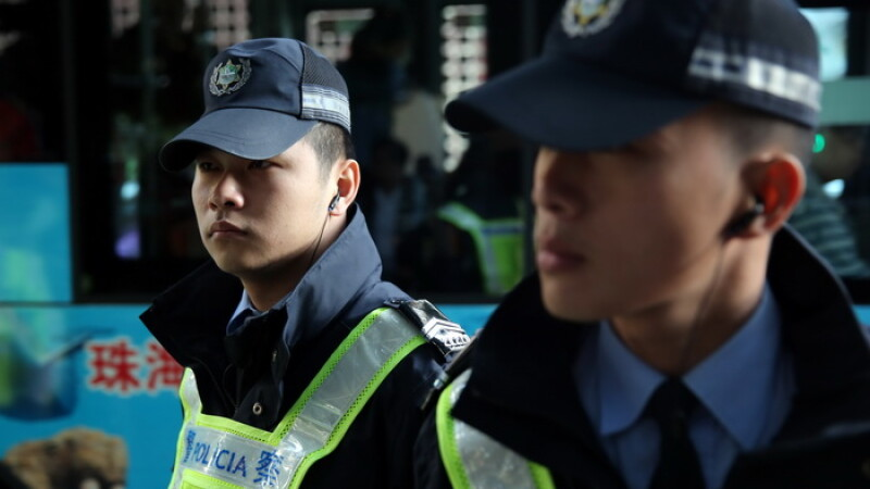 China politie
