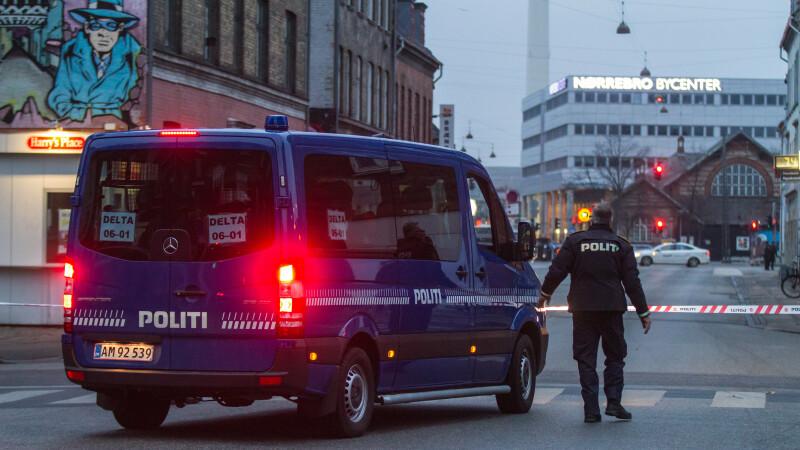 Politie Danemarca