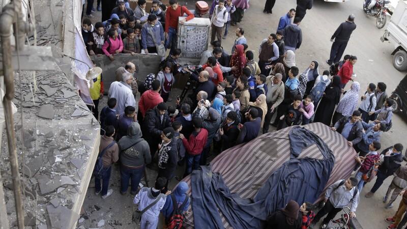 explozii Cairo