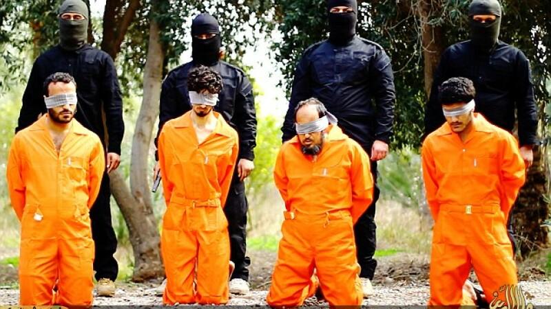 Statul Islamic, executii