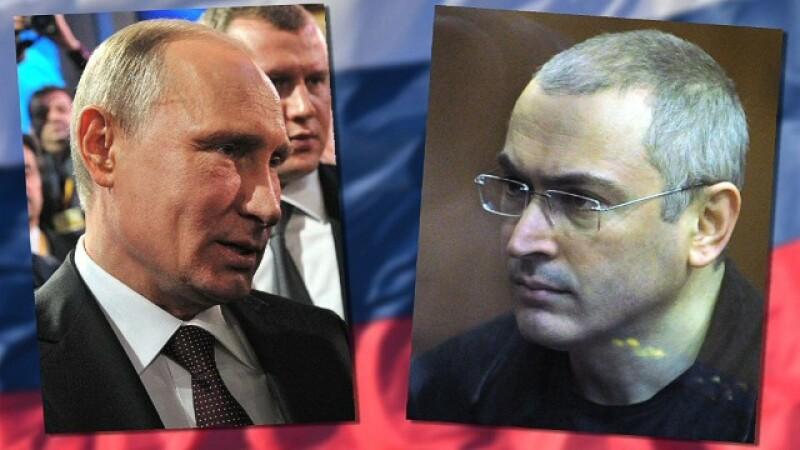 Hodorkovski Putin