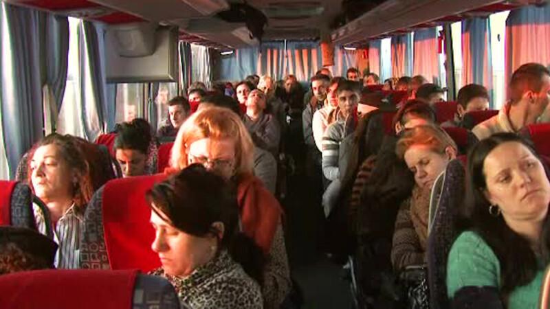 autocar romani spre Italia