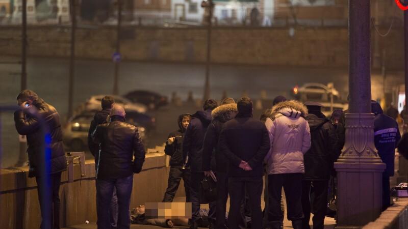 Unul dintre suspectii inculpati in cazul asasinarii lui Boris Nemtov a pledat vinovat. Tribunalul a arestat 5 persoane in caz