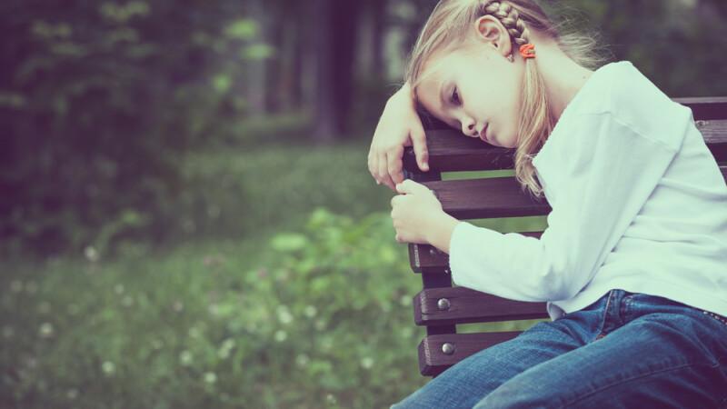 depresie copii