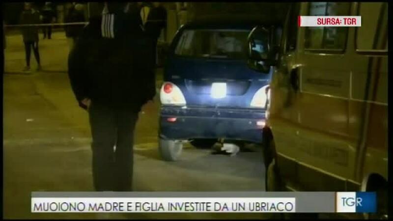 accident Italia, roman