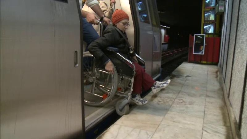peron metrou