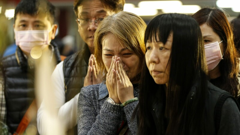 Taiwan, cutremur