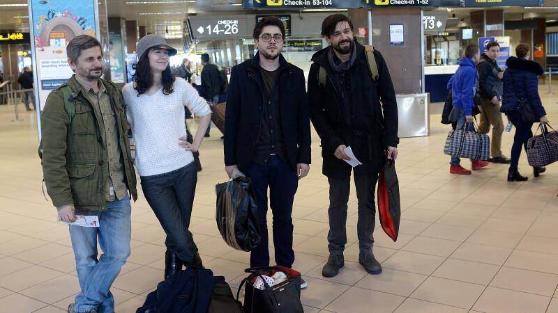 echipa filmului
