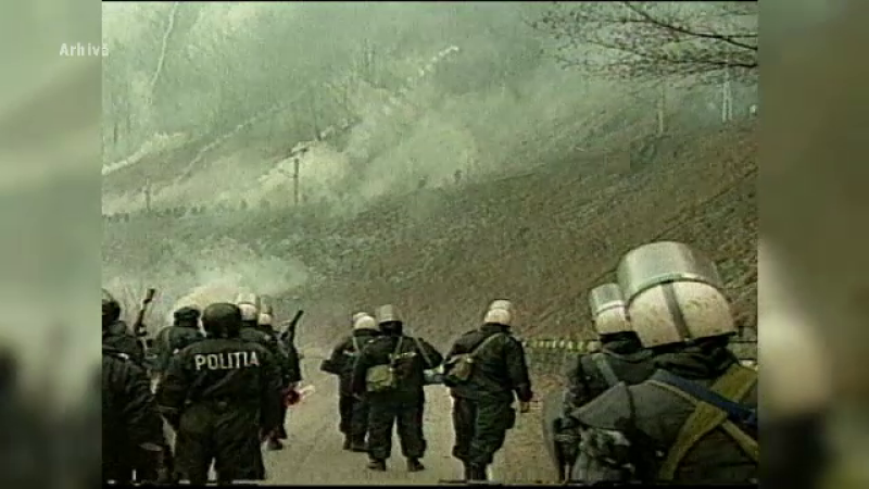 mineriada 1999