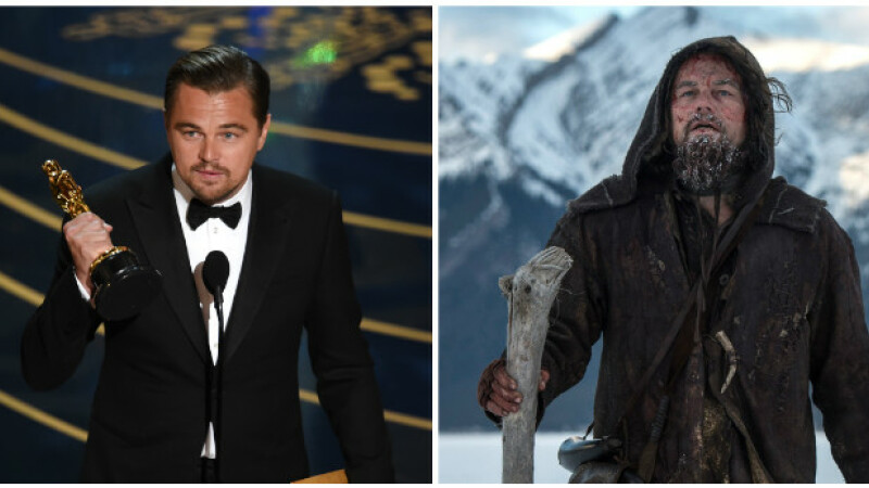 Seara in care Leonardo DiCaprio a devenit