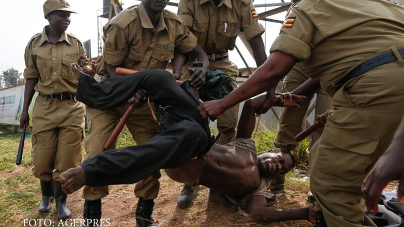 arestare in Uganda