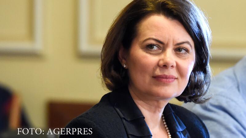 Fostul ministru Aurelia Cristea demisioneaza din PSD dupa 20 de ani.