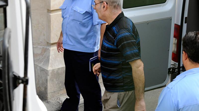 Sergiu Bahaian soseste la Curtea de Apel Bucuresti