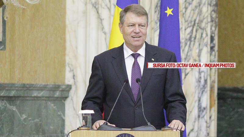 Iohannis a sesizat CCR asupra ordonantei ce modifica codurile penale.