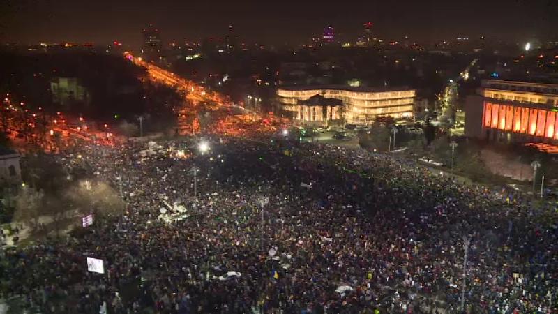 proteste Capitala