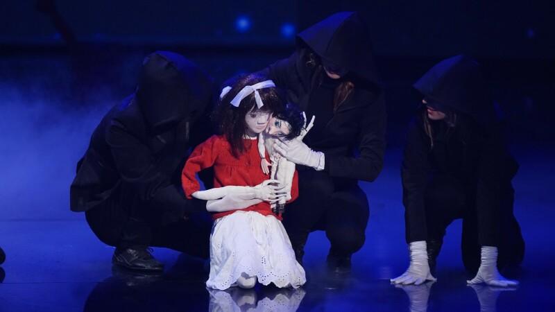 Lightwave Theatre Company, Romanii au talent