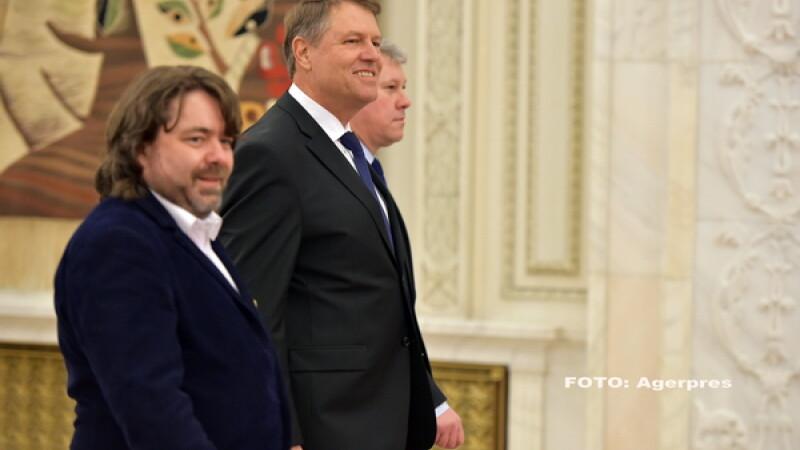 Mihai Gotiu, Klaus Iohannis