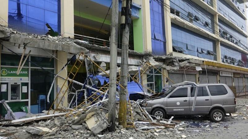Cutremur Filipine