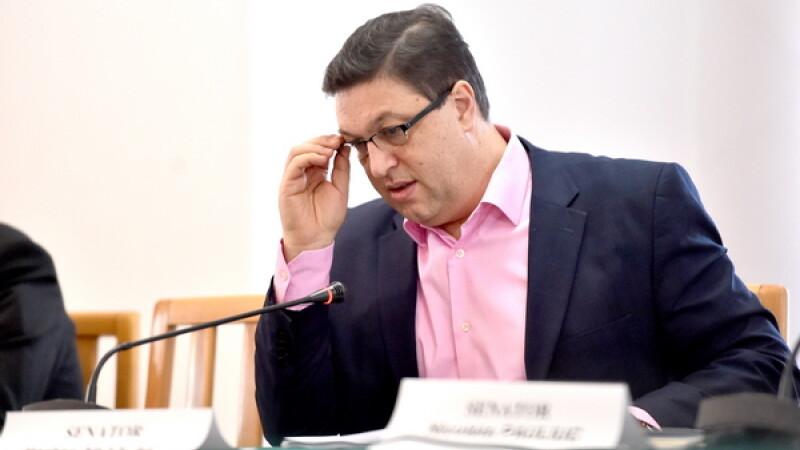 """Șerban Nicolae, despre Iohannis: """"Atacă în băşcălie orice fel de lege adoptată"""""""