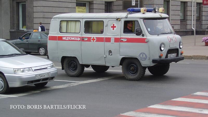ambulanta Rusia
