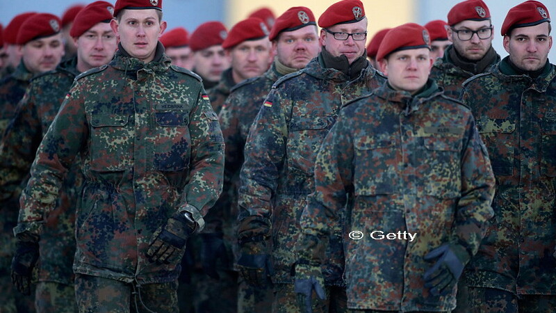 soldati germani