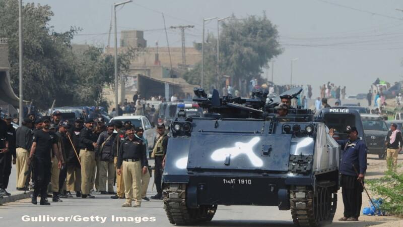 armata pakistaneza GETTY