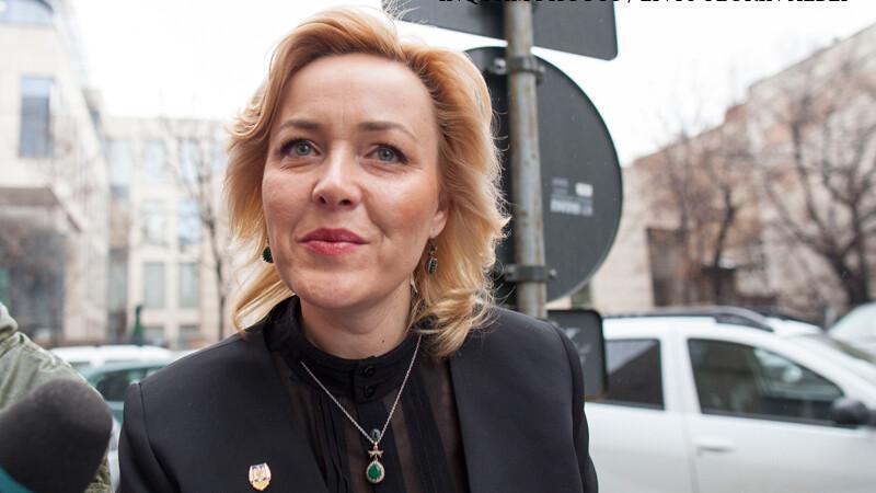 Carmen Dan, ministrul Afacerilor Interne, la DNA