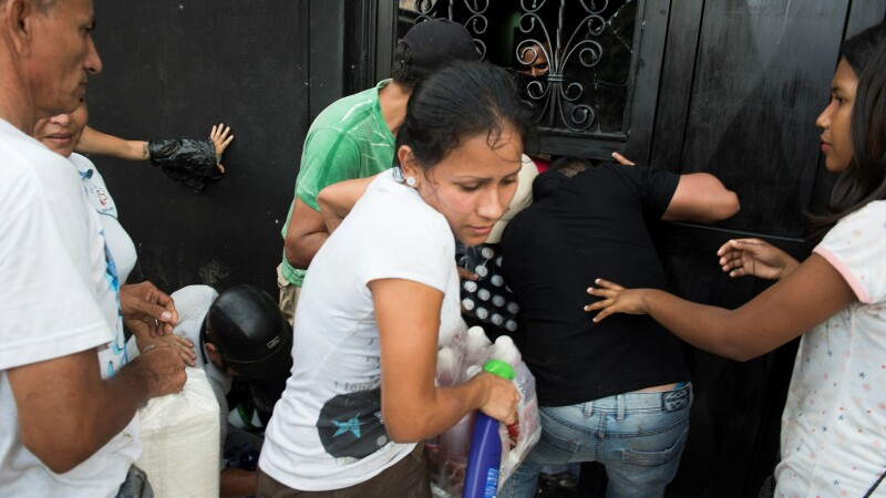 Venezuala saracie - Getty