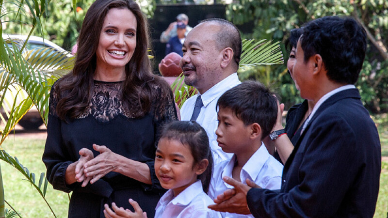 angelina jolie getty