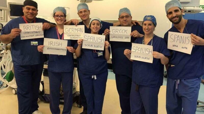 12.000 de medici pregatiti in alte tari din Europa se gandesc sa paraseasca M. Britanie dupa votul pentru Brexit
