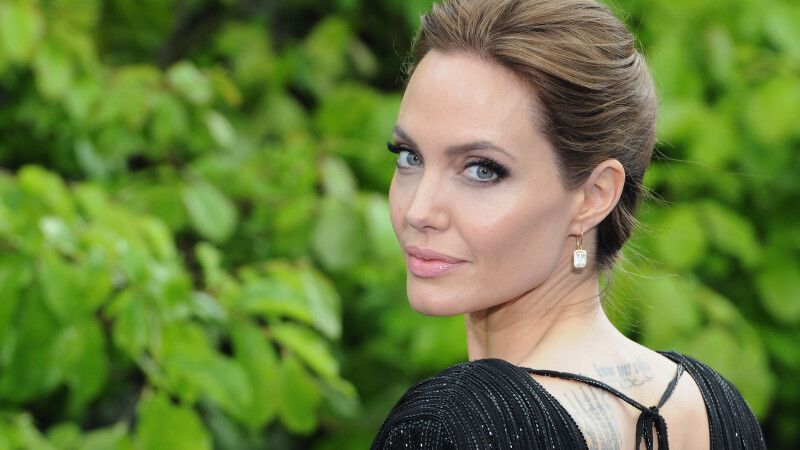 Angelina Jolie - Getty