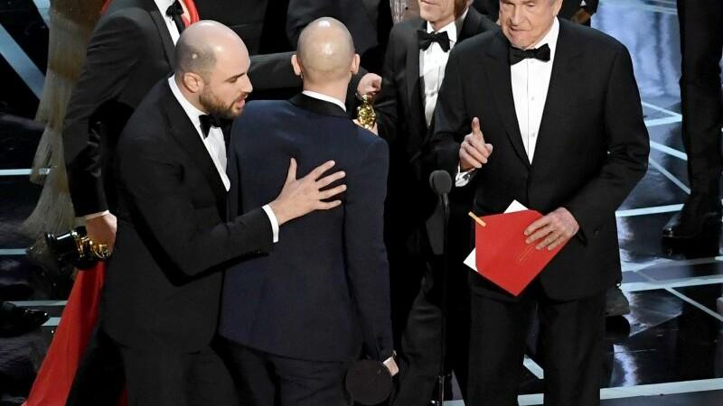 Warren Beatty, Oscar 2017
