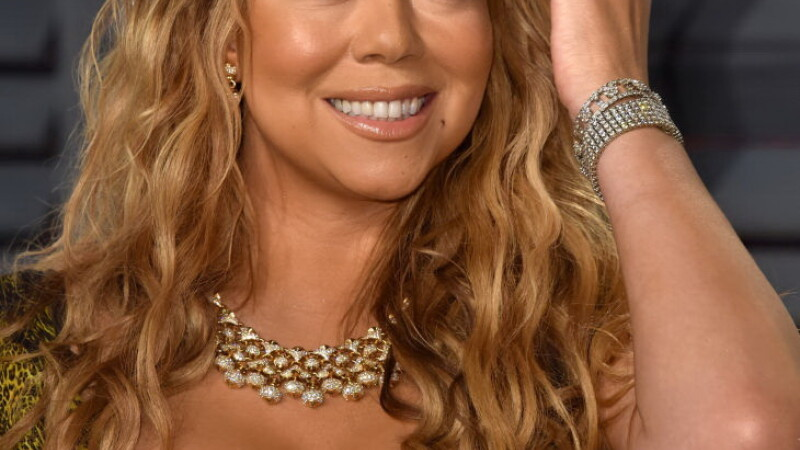 Mariah Carey - Getty