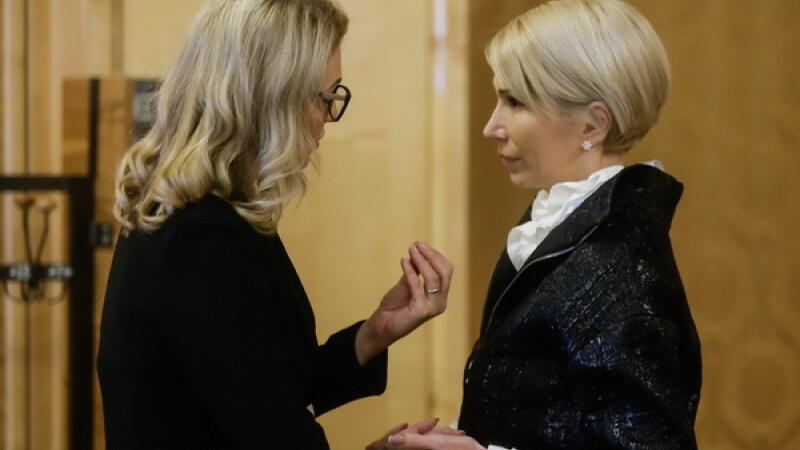 Raluca Turcan, Alina Gorghiu