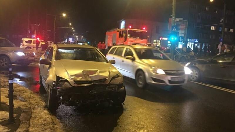 accident Brașov