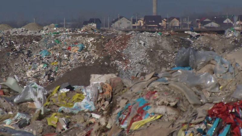 Groapă de gunoi, Ploiești