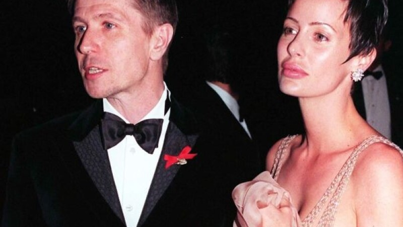 Gary Oldman si fosta sotie Donya