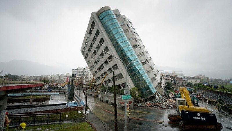 cutremur taiwan - 2