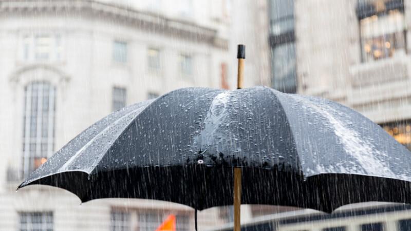 Vreme rece și ploi în sud-est, joi. Prognoza pentru finalul săptămânii