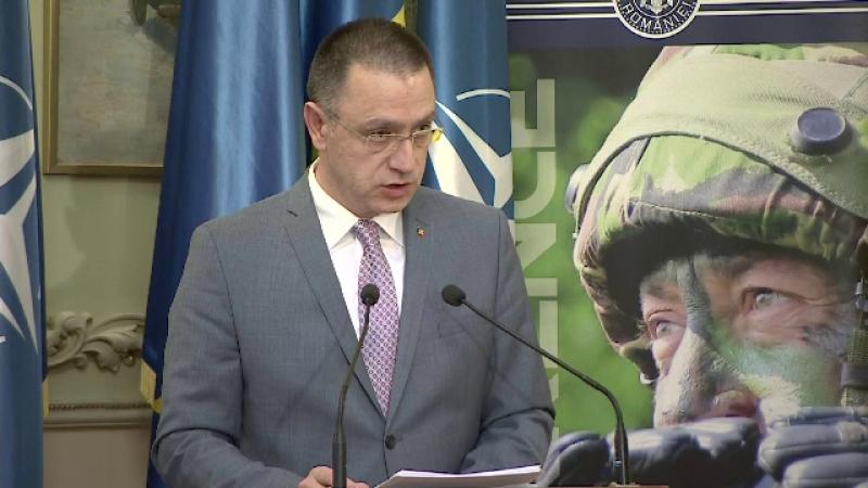 """Fifor: """"Discutăm despre o întărire a poziţiei României ca principal actor la Marea Neagră"""""""