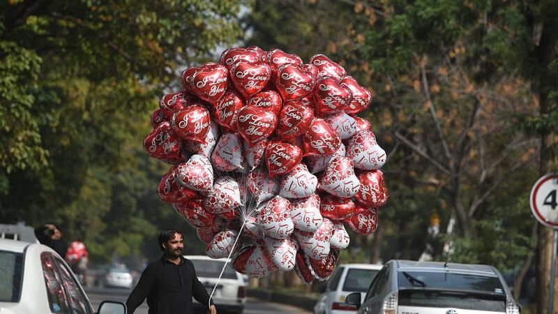 Ziua Indragostitilor, Pakistan