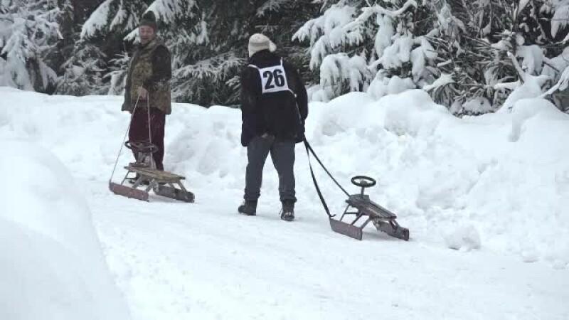 Concurs de sănii cu volan, în Maramureş.
