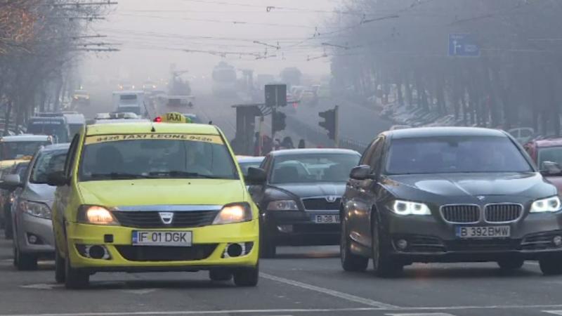 Accesul maşinilor în centrul Capitalei, interzis sau taxat. Soluțiile promise de Primărie