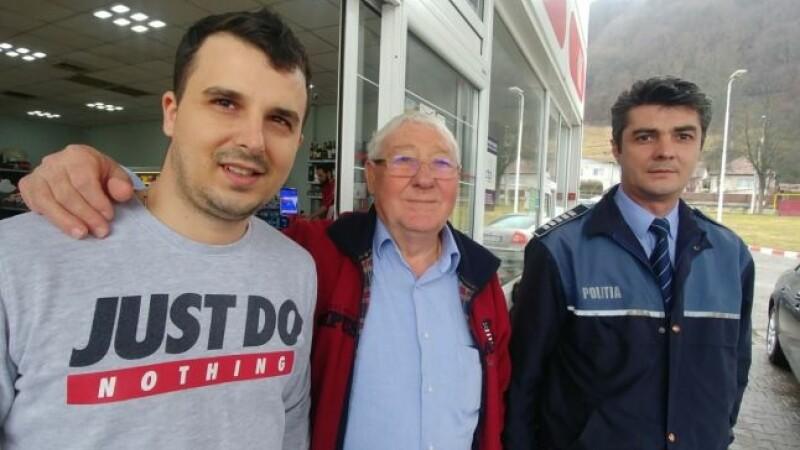 Un tânăr din Deva a returnat portofelul plin cu bani, pierdut de un cetățean italian