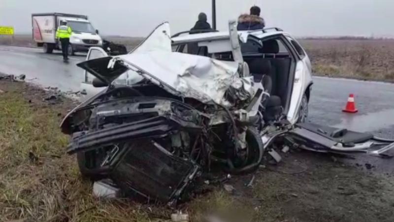 Impact mortal pe o șosea din Satu Mare, după ce unui șofer de 76 de ani s-a făcut rău la volan