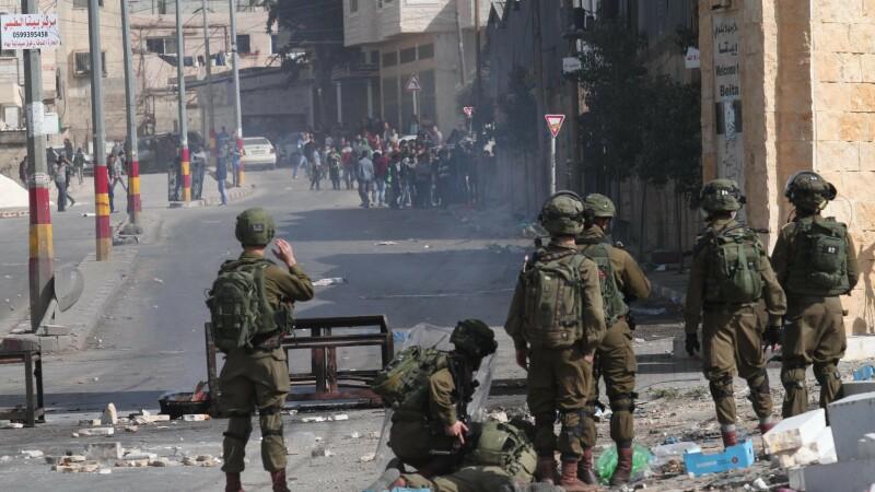 soldati israelieni in Gaza