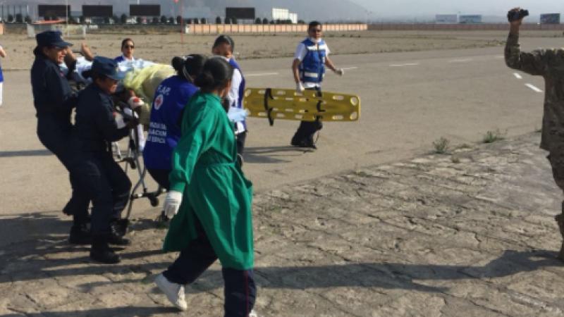 Un autobuz plin cu pasageri a căzut într-o prăpastie, în Peru: cel puțin 35 de morți