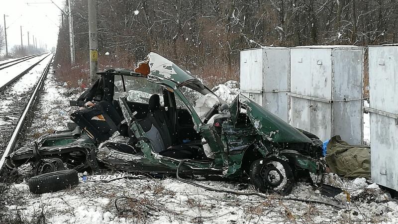 accident tren iasi